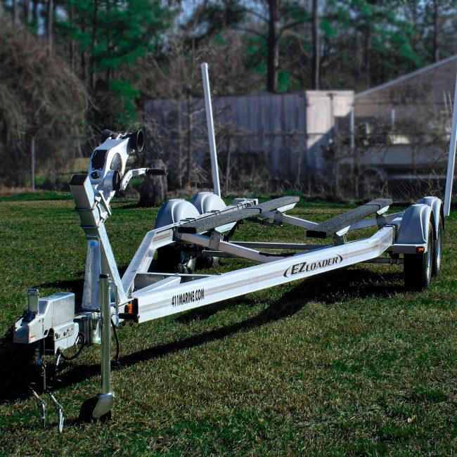 TA96BS 20-23 5200 Boat Trailer Aluminum Sea Ray Panga Fit Great