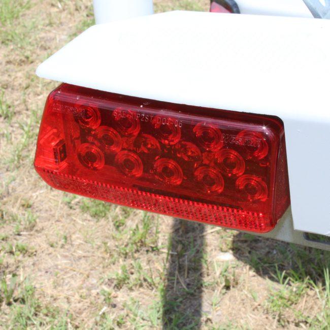 LED Lights Boat Trailer