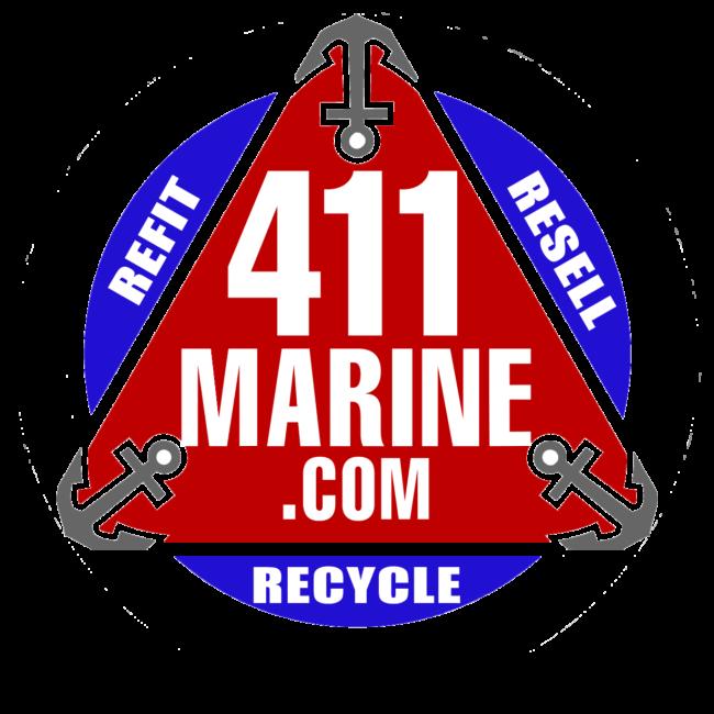 411Marine Logo