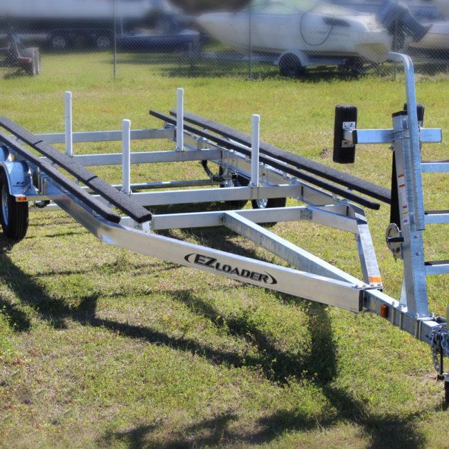 affordable aluminum pontoon trailer