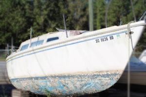 1976 Catalina Yachts 27' Salvage Boat