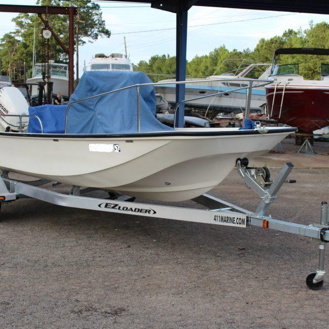 1961 - 2002 Boston Whaler 17 Montauk Boat Trailer A90BS 14-16 2200