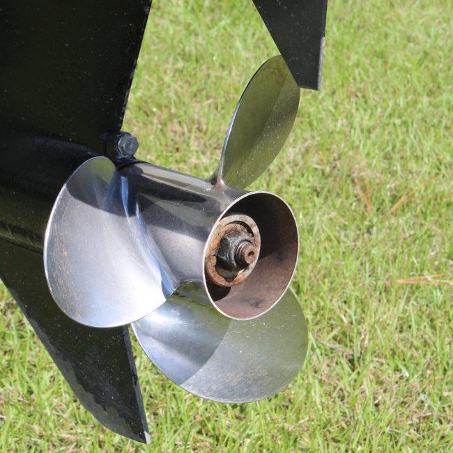 Propeller Stainless Mako Pro