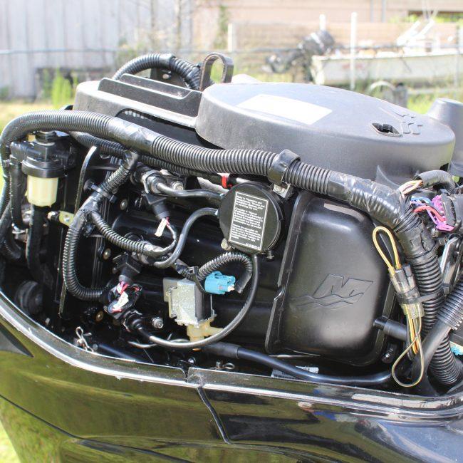 Mercury 40 HP Engine