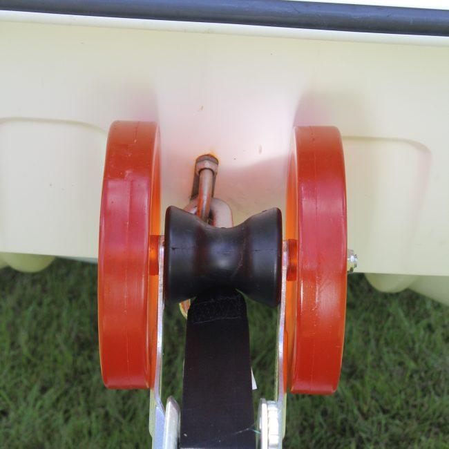 2013 Mako Pro 16 Skiff Roller Winch